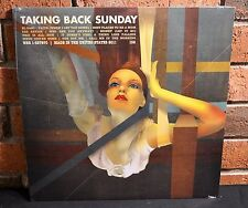 TAKING BACK SUNDAY - Self Titled S/T, LP BLACK VINYL New & Sealed!
