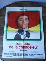 AFFICHE CINEMA (60x80) LES FEUX DE LA CHANDELEUR Serge Korber Girardot (G35)