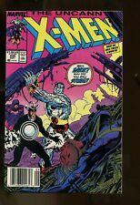 UNCANNY X-MEN #248 VF/NM 9.0 1st JIM LEE / NEWSSTAND EDITION 1989 MARVEL COMICS
