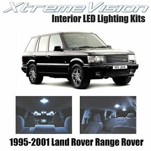 XtremeVision LED for Land Rover Range Rover 1995-2001 (18 Pieces) Cool White Pre