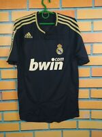 Real Madrid Jersey 2007 2008 Away S Shirt Football Soccer Camiseta Mens Adidas