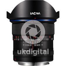 Laowa 12 mm f/2.8 ZERO-LENTE-D Sony E