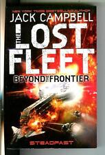 STEADFAST by Campbell, British Titan military sci-fi Lost Fleet pulp trade pb