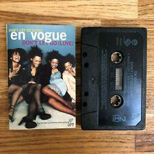 EN VOGUE DON'T LET GO (LOVE) 1996 CASSETTE SINGLE