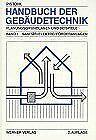 Handbuch der Gebäudetechnik, 2 Bde., Bd.1, Sanitär, Elek... | Buch | Zustand gut
