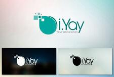 """""""i.Yay"""" Sticker 3 x 3cm"""