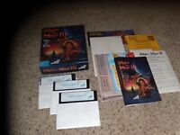 Might and Magic III Isles of Terra IBM/ PC Complete with box, manual & map 5.25""