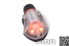 FMA Strobe Light RED Type 1 (BK) TB523