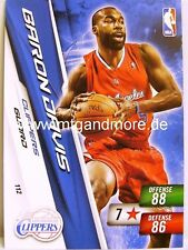 NBA Adrenalyn XL 2011 - Baron Davis #112 - Clippers