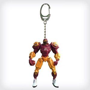 Washington Redskins Robot Key chain