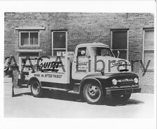 1954 Ford C500 Bottlers Rack Truck, Squirt Soda, Factory Photo (Ref. # 43561)