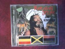 BURNING SPEAR - JAH KINGDOM (10 TRACKS, 2002). CD.