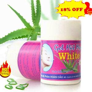 GEL HUT MUN White Aloe Vera Whiteheads Blackhead Pore Peel Nose  Women Gift