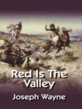 Red Is the Valley-ExLibrary
