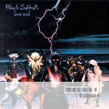 Live Evil Black Sabbath 1 Disc 602527339290 CD