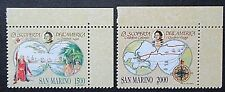 San Marino 1990 500th Anniv of Discovery of America Set. MNH.