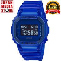 CASIO G-SHOCK DW-5600SB-2JF Color Skeleton Series Limited Digital Men`s Watch