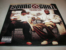 YOUNG GUNZ TOUGH LUV 2xLP NM Roc-A-Fella B0001937-01 2004 PROMO Poster/Songsheet