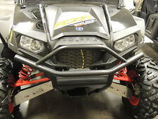 RZR S 800, RZR 800, RZR 570 STEEL TUBE FRONT BUMPER, BAD DAWG, BOLT ON, BLACK