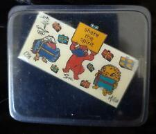 RARE Ltd Ed. SYDNEY 2000 SHARE the SPIRIT PIN MASCOTS SYD OLLY & MILLIE #38/5000