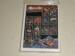 1993-94 Topps Premier Black Gold Winner B Hockey Sealed Set