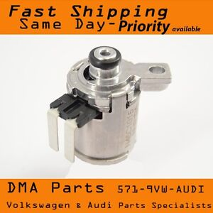 VW Audi 02E automatic trans 6 Speed DSG transmission Solenoid N217 PC3 N218 PC4