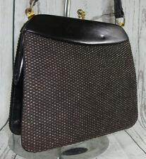 Vintage 50s 60s Bective Lurex Glitter Sparkle Kelly Evening Party Hand Bag
