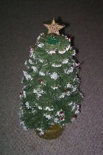 Kurt Adler Musical Magic Growing Battery Operated Christmas Tree