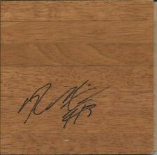 Ramon Sessions Signed Floorboard Nevada Cavs B