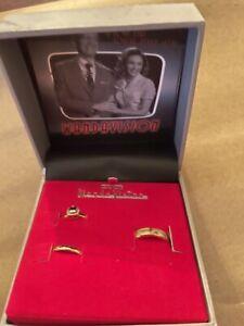 WandaVision Wedding 3-Ring Replica-A Mama Bear Exclusive!