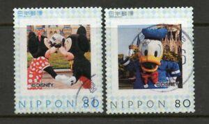 JAPAN Disney  / 20-8-3q /, used