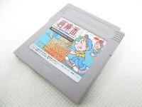 Nintendo Game boy SOKOBAN 1 Soukoban Cartridge Only JAPAN Game * gbc