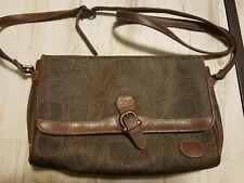 Liz claiborne purse leather
