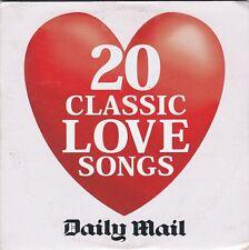 004 PROMO  CD   20 Classic Love Songs