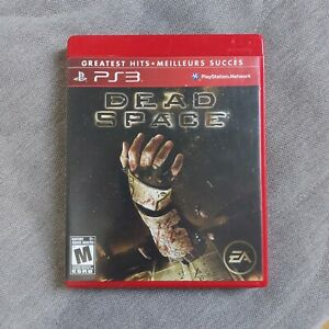 Dead Space - Sony PlayStation 3 PS3 - Greatest Hits - No Manual