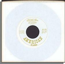 """Jon Arledge - You Can't Get Here From There + Woman of The World - 7"""" Single!"""