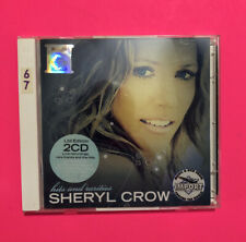 Hits and Rarities [Bonus Disc] by Sheryl Crow (CD, Nov-2007, 2 Discs, A&M (USA))