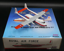RAF Armstrong Whitworth Argos C1  Aviation200 1:200 Diecast Models     AV2ARG010