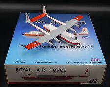 RAF Armstrong Whitworth Argos C1  Aviation200 1:200 Diecast Models     AV2ARG010