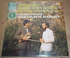 Gerard Causse/Francois-Rene Duchable LISZT-BERLIOZ Harold in Italy  Erato SEALED