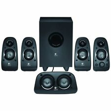 new Logitech Surround Sound 5.1 Speakers Z506