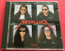 Metallica-One 1989 JAPAN ORIGINAL FIRST PRESS CD