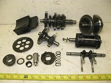 2000 Yamaha Grizzly 600 ATV Transmission Gears Shift Forks and Cam Drum