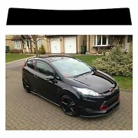 Ford Fiesta sunstrip for a gen6 2008 onwards - pre cut, no trimming required!!!!