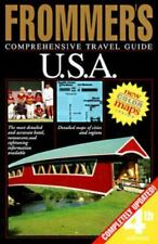 Frommer's Comprehensive Travel Guide U. S. A.,4th Edition by Edouard De Blaye