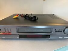 Jvc Super Vhs Hr-S6900U Vcr Great Shape Fully Tested Free Shipping