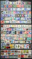 CANADA Vintage lot of over 200 different old Mint NH Canadian Postage stamps