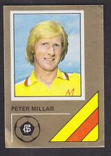 FKS - Soccer Stars 78/79 Golden Collection - # 395 Peter Millar - Motherwell