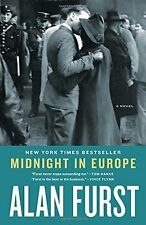 Midnight in Europe: A Novel by Alan Furst