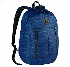 """Nike AURALUX SONDER 19"""" Laptop / Tablet Backpack 39L 1587 cu LARGE BLUE Graphics"""